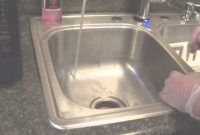 Lovely Unclog A Kitchen Sink – Grease Clog – Youtube in How To Unclog Kitchen Sink With Disposal