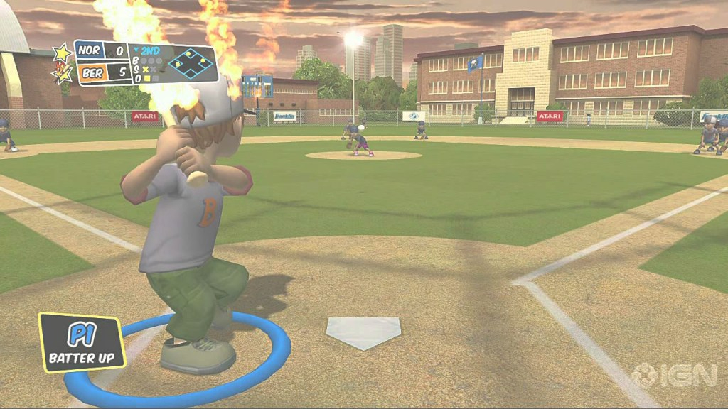 Modern Backyard Sports: Sandlot Sluggers Xbox 360 Trailer - - Youtube throughout Backyard Sports Sandlot Sluggers
