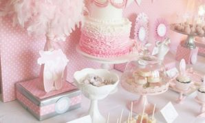 Modern Fancy Girl Baby Shower Cake Table | Diy Events | Baby Shower Themes with regard to High Quality Baby Shower Cake Table