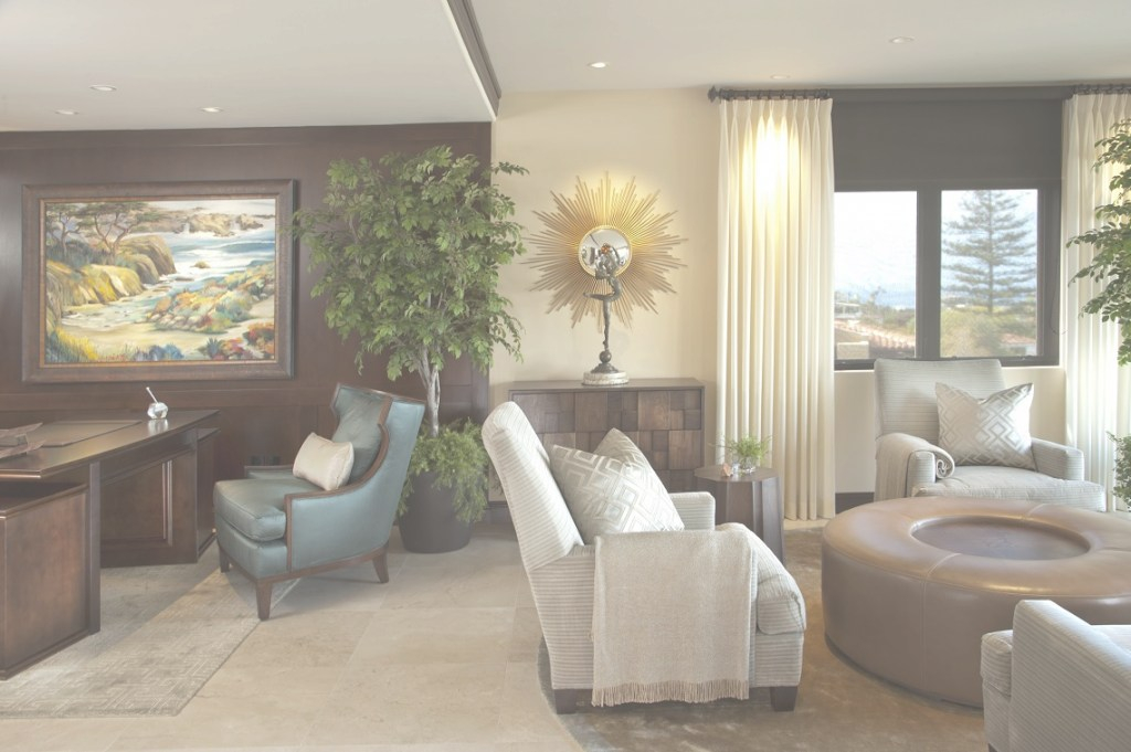 Modern La-Jolla-Luxury-Home-Living-Room-Robeson-Design | San Diego Interior with Beautiful The Living Room San Diego