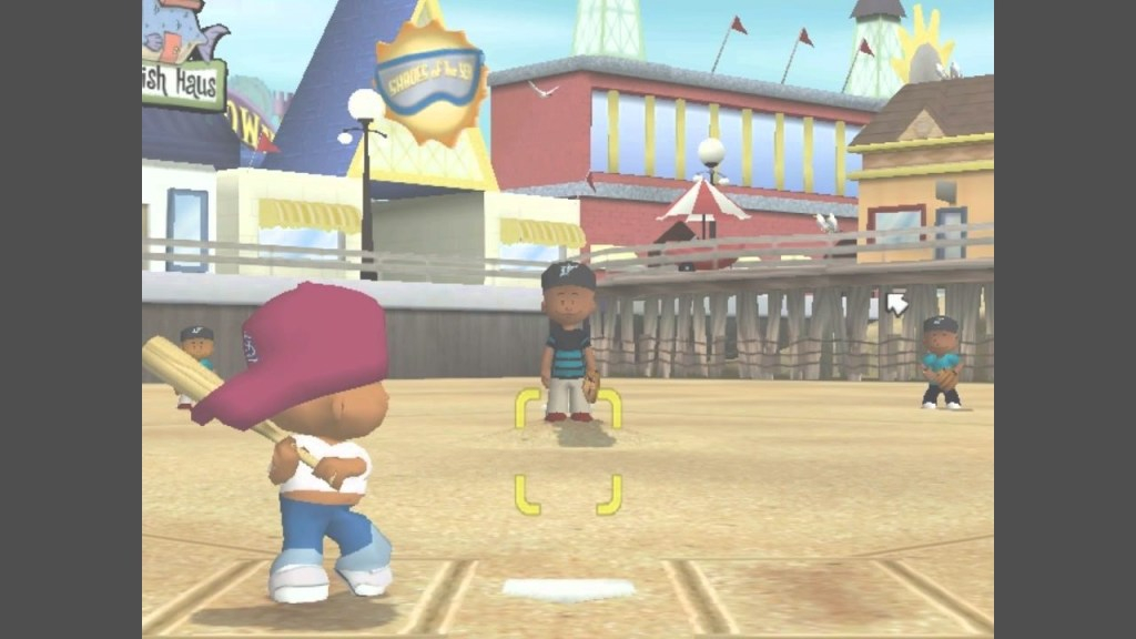 Modern Retro Backyard Baseball 2005 - Youtube throughout New Backyard Baseball 2005