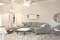 Modern Sherwin Williams Agreeable Gray In Living Room With Gray Sectional with regard to Agreeable Gray Living Room
