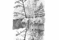 Modular 6 Ways To Spruce Up Your Landscape Pencil Drawings! – Artists Network regarding Awesome Landscape Drawing In Pencil