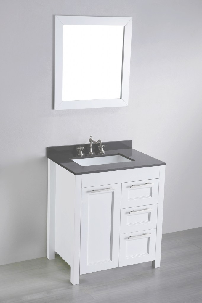 Modular Bathroom: Interesting Design Of Sears Bathroom Vanities For Chic in New Sears Bathroom Vanity