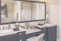 Modular Bathroom Vanity With Makeup Station – Ravivdozetas in Luxury Bathroom Vanity With Makeup Station