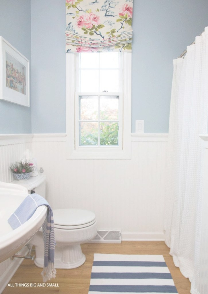 Modular Beadboard Bathroom: How To Diy Beadboard That Looks Professional! intended for Bathroom With Beadboard