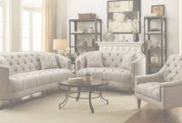 Modular Coaster Avonlea Stone Grey Living Room Set - Avonlea Collection: 15 inside Living Room Sets