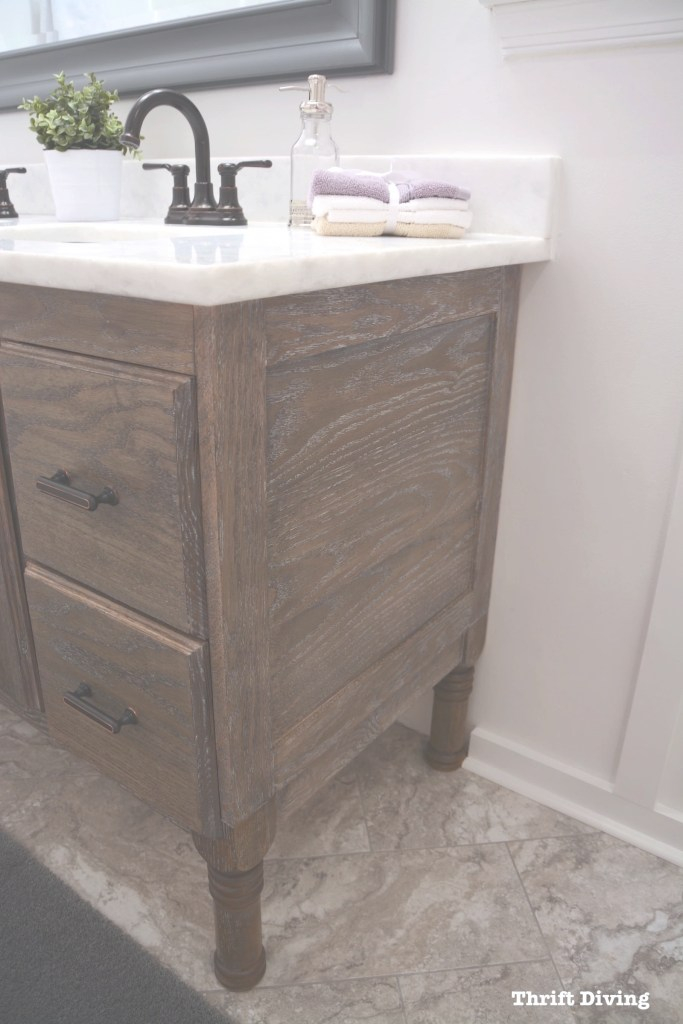 "Modular How To Build A 60"" Diy Bathroom Vanity From Scratch intended for Inspirational Build Bathroom Vanity"