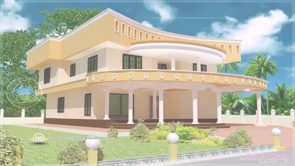 Modular Simple House Design In Village - Youtube regarding Beautiful Simple Village House Design Picture