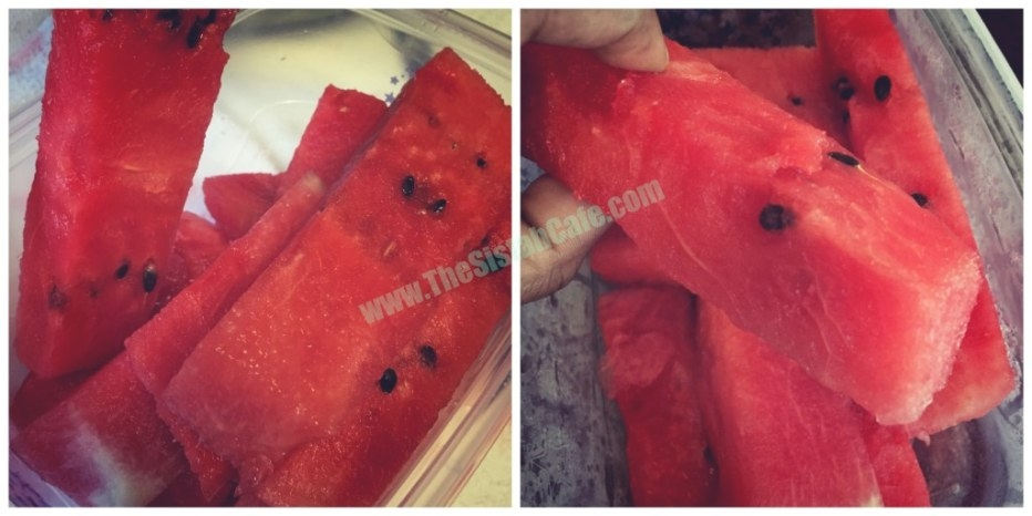 10 Things To Do When You Have Lots Of Watermelon - The with Can You Freeze Watermelon