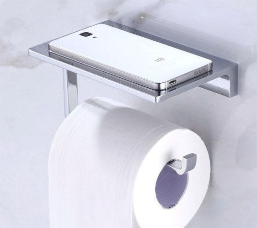 1000+ Ideas About Modern Toilet Paper Holders On Pinterest inside Where To Put Toilet Paper Holder In Small Bathroom