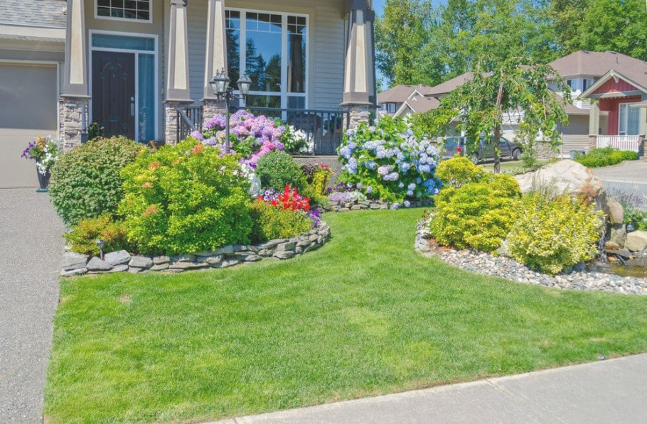 101 Front Yard Landscaping Ideas (Photos) throughout Front Yard Landscaping Ideas