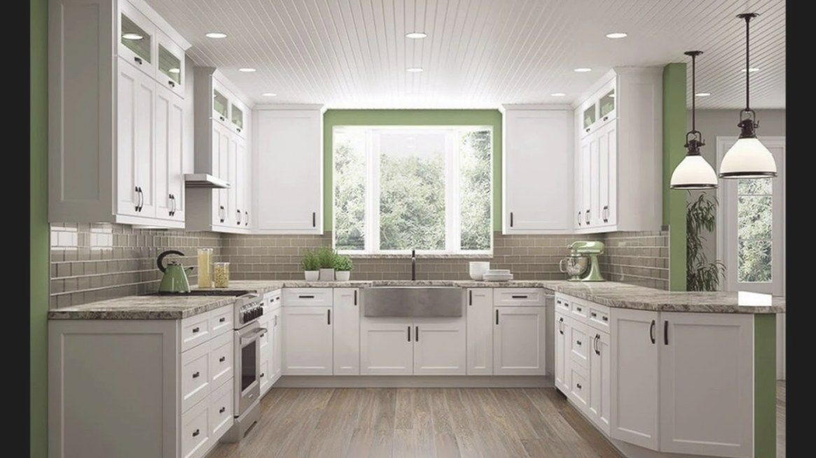 10X10 Kitchen Cabinets Home Depot --Kitchen Designs Home with Bathroom Next To Kitchen