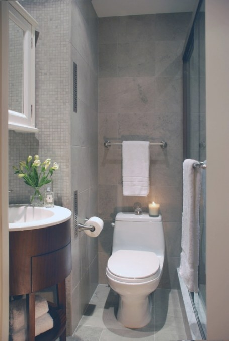 12 Design Tips To Make A Small Bathroom Better regarding Images Of Small Bathrooms