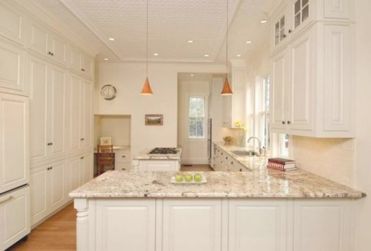 18 Contemporary L-Shaped Kitchen Layout Ideas - Rilane pertaining to L Shaped White Kitchen