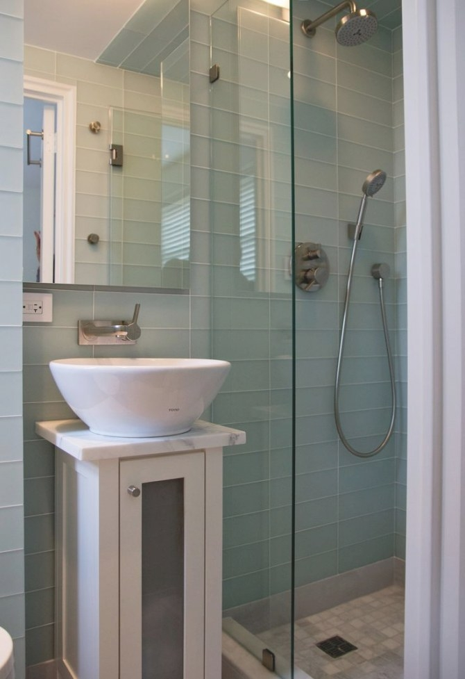 19 Best Custom Vanities - Small Space Bathroom Solutions in ** In Small Bathroom