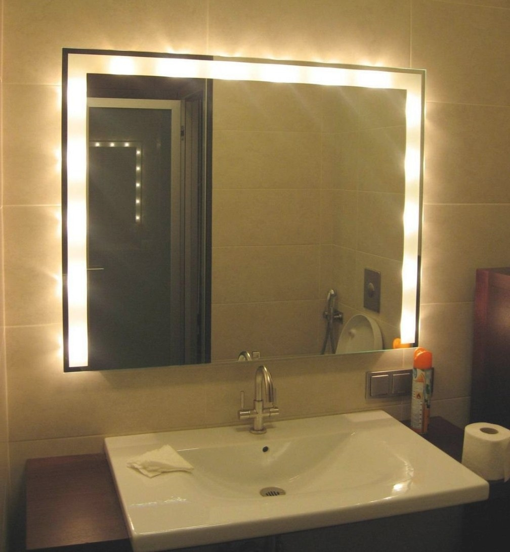 20 Best Ideas Bathroom Mirrors With Led Lights | Mirror Ideas inside Led Lighted Mirrors Bathrooms
