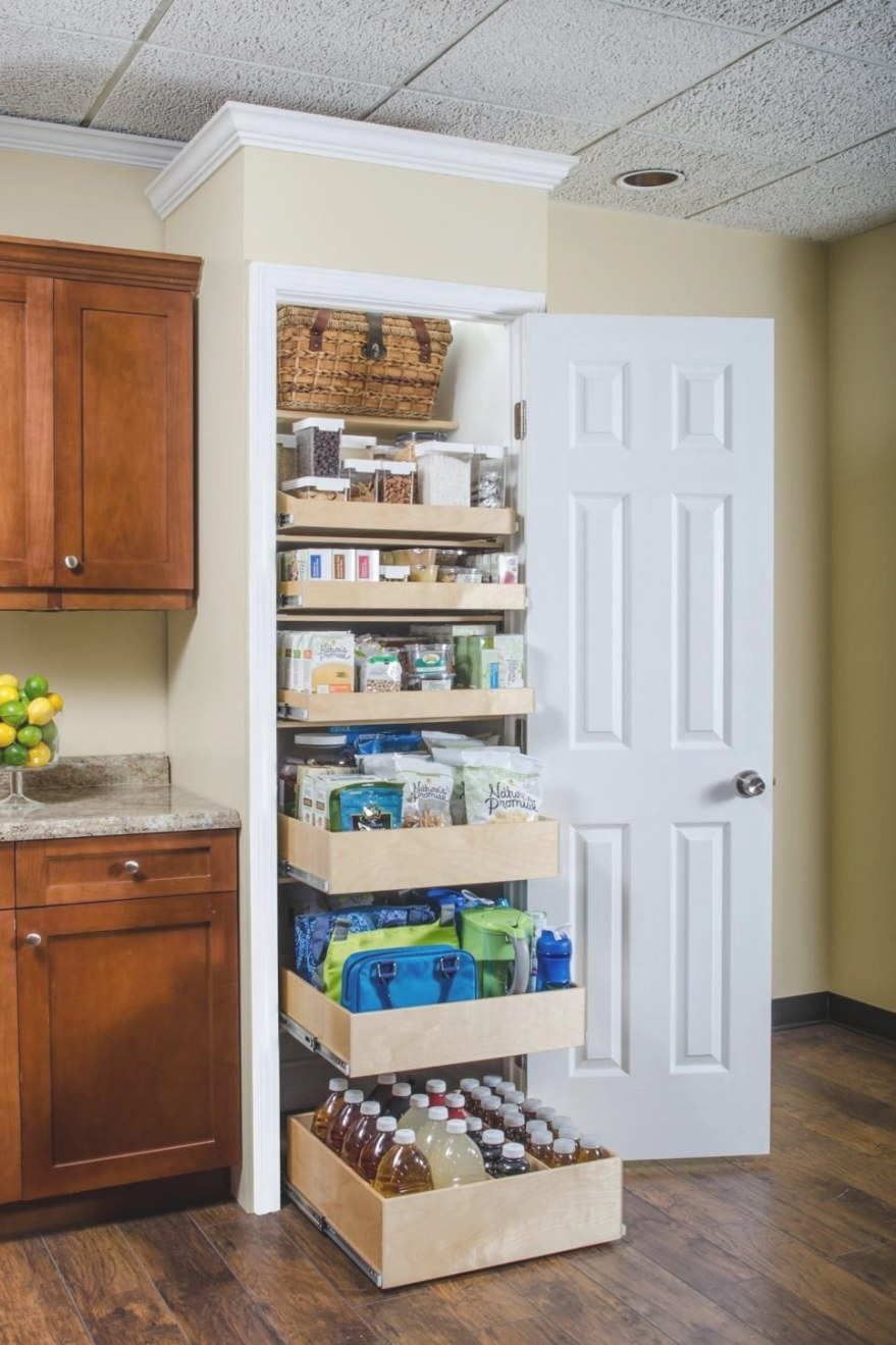 20 Best Pantry Organizers | Pantry Design, Diy Kitchen intended for Pantry Ideas For Kitchens