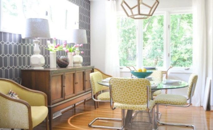 20 Mid-Century Modern Design Dining Room Ideas for Mid Century Modern Dining Room