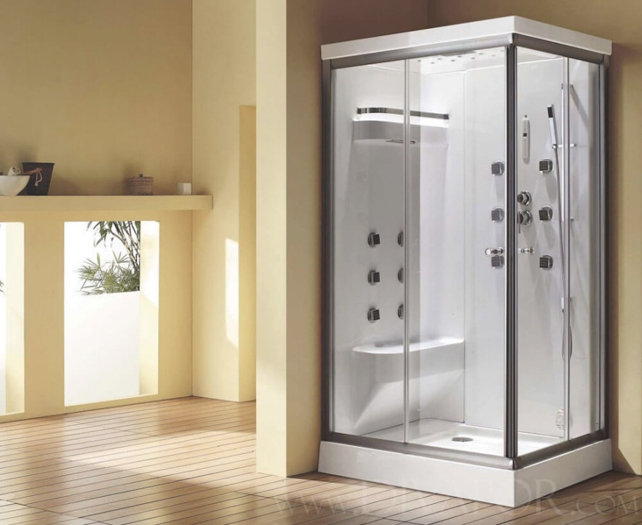 2018 Steam Shower Cost | Steam Shower Installation Cost throughout How Much Does It Cost To Replace A Tub With A Walk In Shower