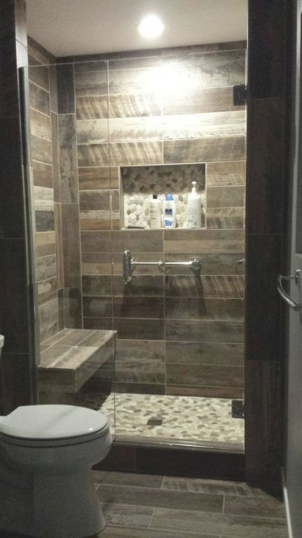 21 Best Wood Tile Shower Images On Pinterest | Wood Tile inside How Much Does It Cost To Replace A Tub With A Walk In Shower