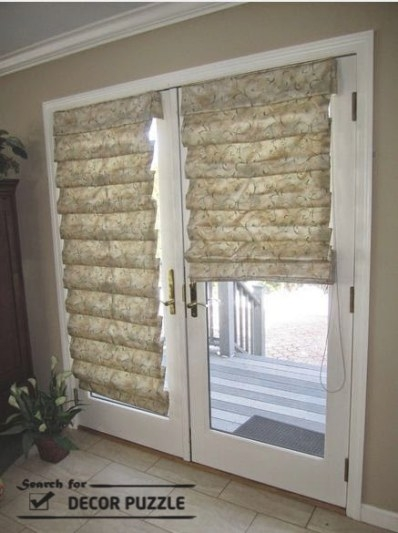 25 Elegant French Country Curtains Designs For Door And inside Curtains For French Doors