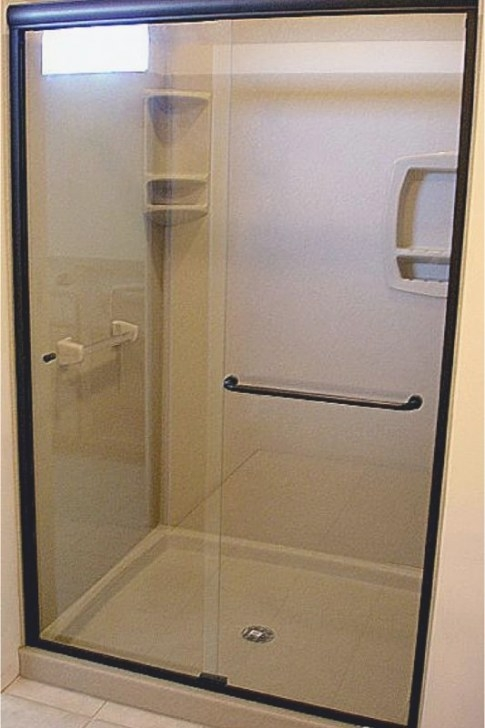 3 Ideas For A Low Maintenance High Style Shower System for Solid Surface Shower Wall Panels