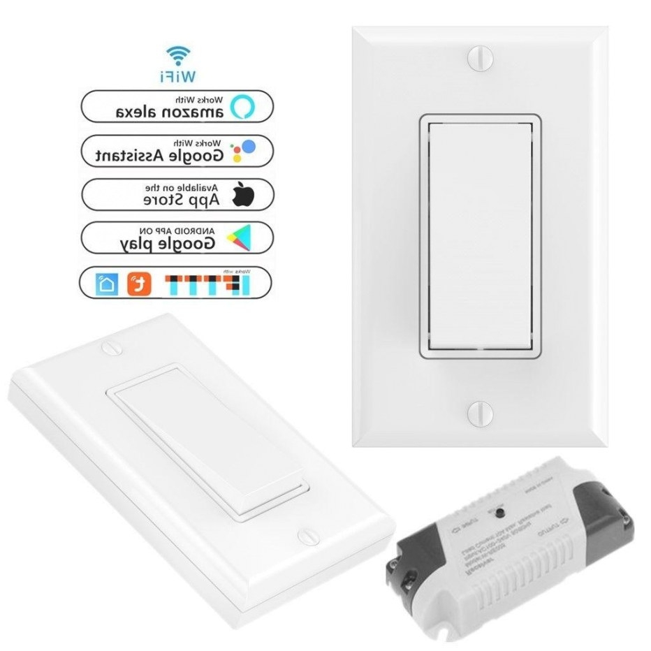 3 Way Wireless Light Switch Kit: Diy 3-Way intended for Wireless 3 Way Switch