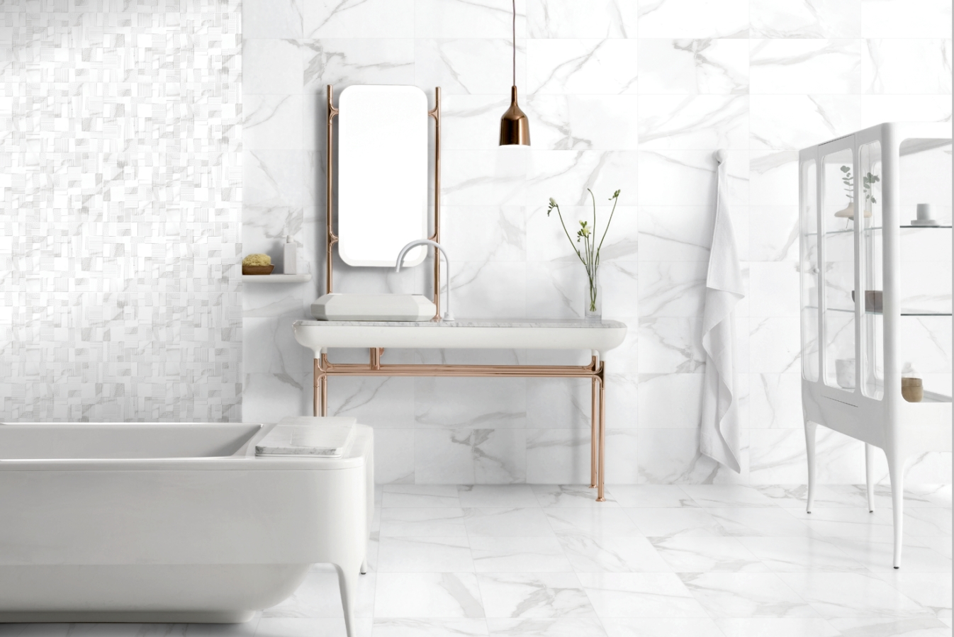 3 Ways With Wood Effect Tiles - Yorkshire Tile Company for Porcelain Tiles For Bathrooms