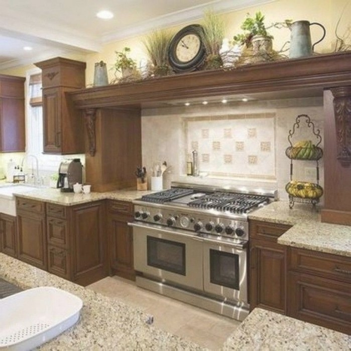 30 Clever Ways To Decorating Kitchen Cabinet Storage in Best Way To Remodel Kitchen