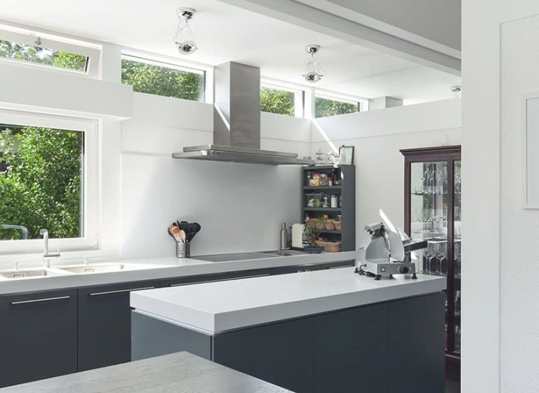 30 Gray And White Kitchen Ideas - Designing Idea regarding Grey And White Kitchen
