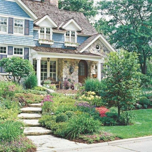 31 Amazing Front Yard Landscaping Designs And Ideas throughout Front Yard Landscaping Ideas