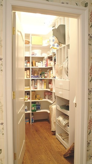 33 Cool Kitchen Pantry Design Ideas | Chair And Table intended for Pantry Ideas For Kitchens