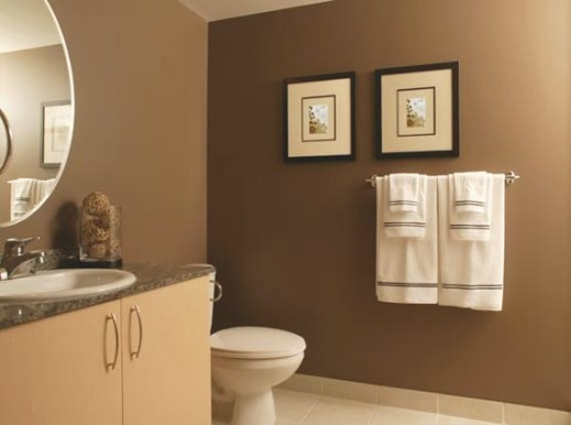 40+ Creative Ideas For Bathroom Accent Walls - Designer Mag pertaining to Accent Walls In Bathrooms