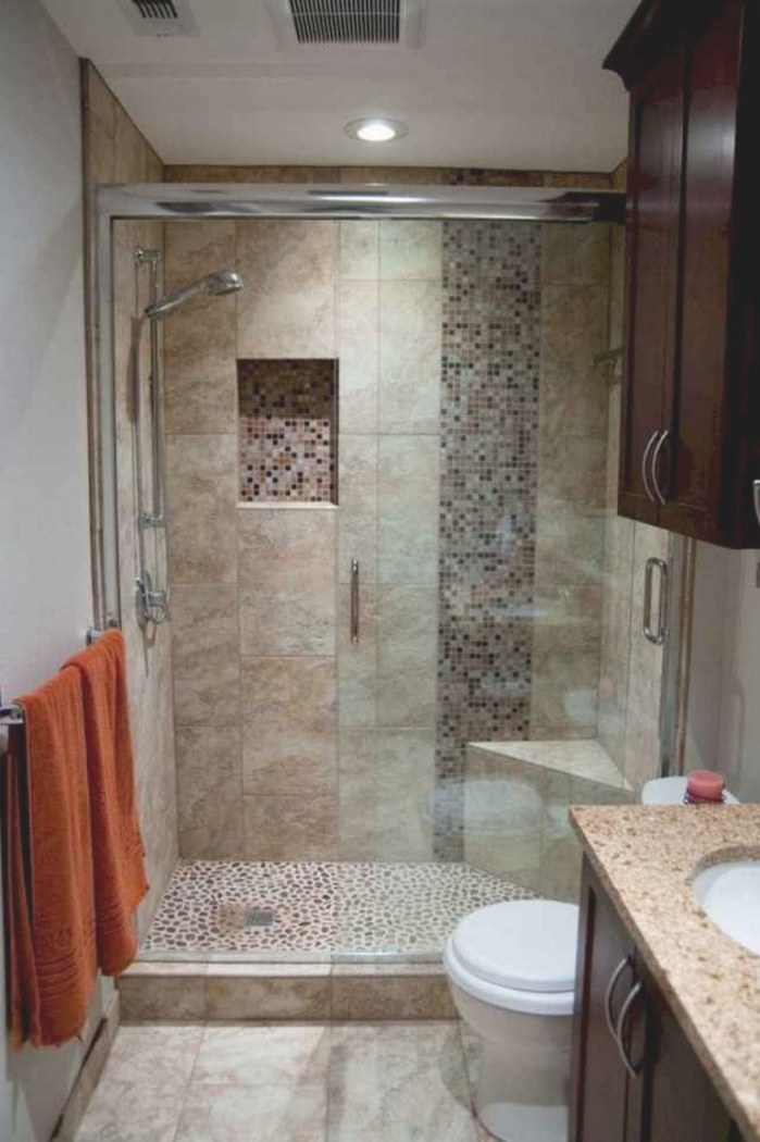 50+ Incredible Small Bathroom Remodel Ideas inside Bathroom Remodeling Ideas For Small Bathrooms