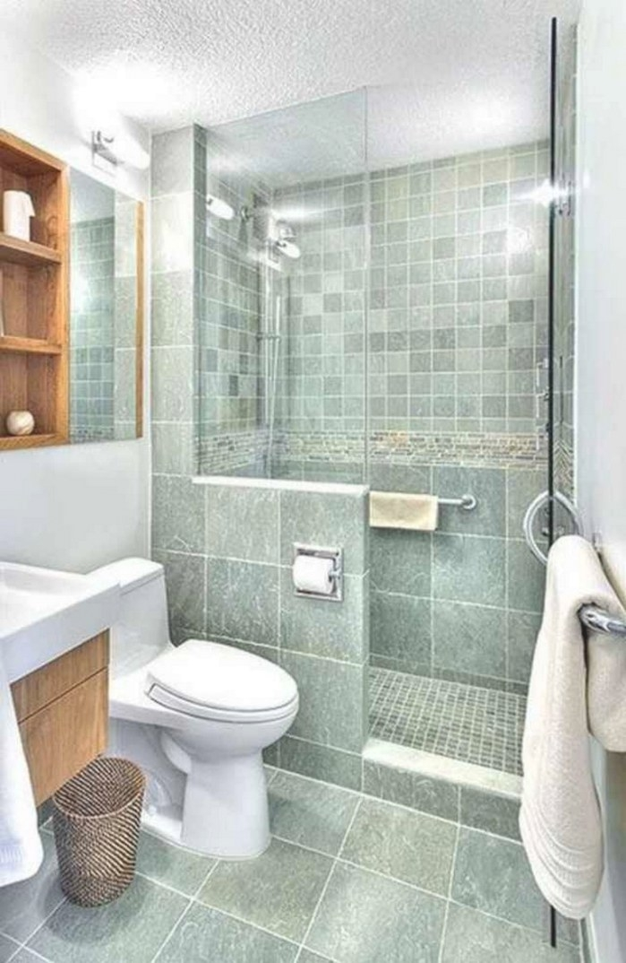 50+ Incredible Small Bathroom Remodel Ideas pertaining to Remodeling Ideas For Small Bathrooms