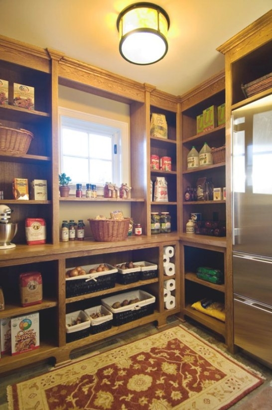 51 Pictures Of Kitchen Pantry Designs & Ideas throughout Pantry Ideas For Kitchens