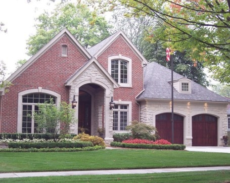 7 Steps To Choosing Brick And Stone For Your Exterior throughout Brick And Stone Homes