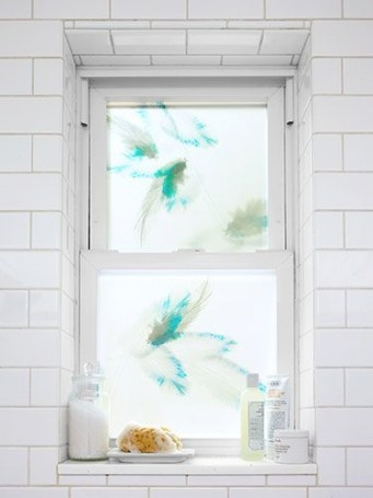 7 Super-Fast Mini Makeovers | Crafts & Diy Projects | Diy with regard to Small Privacy Window Bathrooms