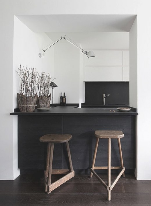 94 Best Hth Kitchen Images On Pinterest | Kitchen with regard to Black Kitchen Cabinets Small Kitchen