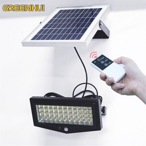 Aliexpress : Buy Solar Powered Remote Control Solar intended for Remote Control Outdoor Lights