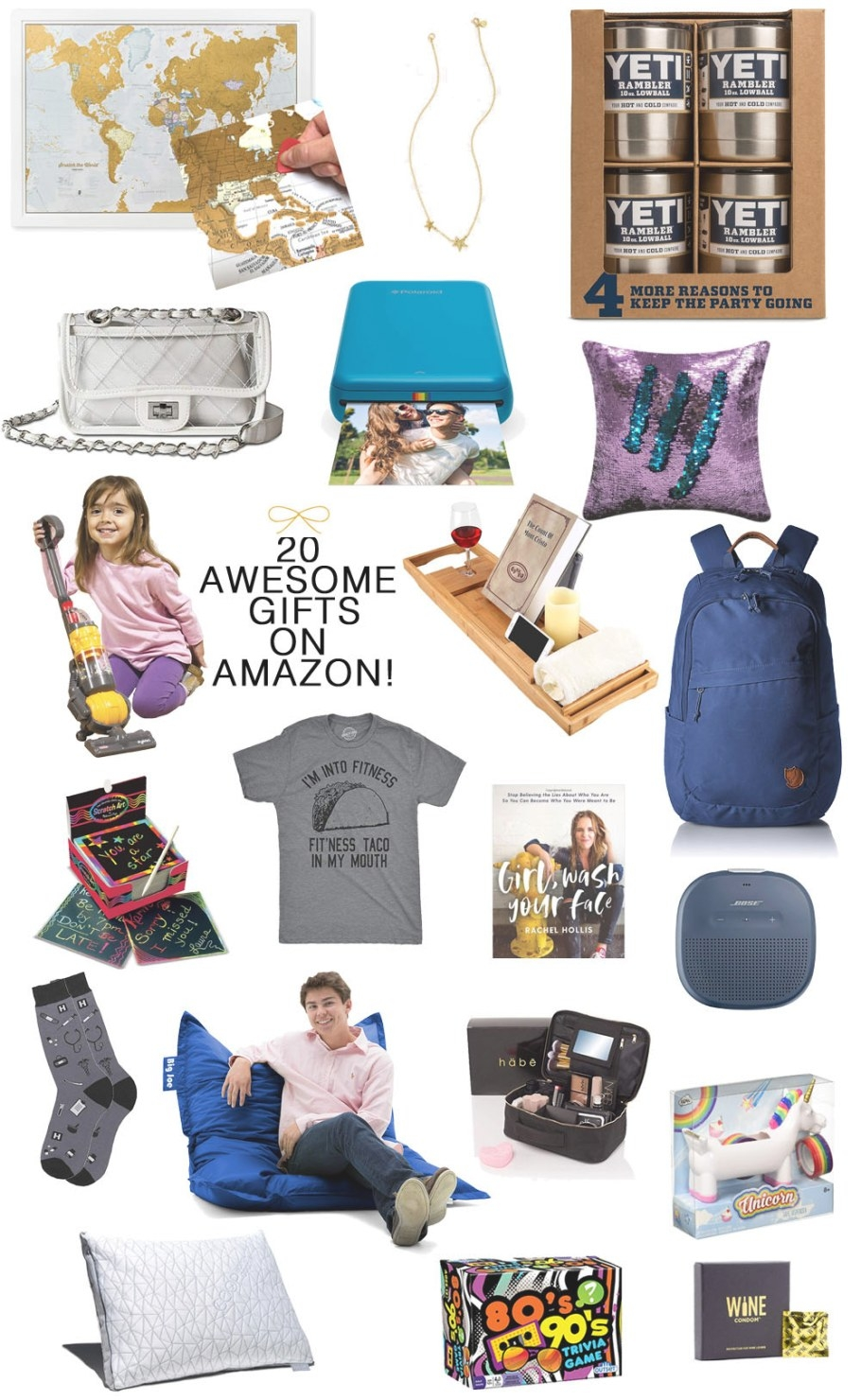 Amazon Gift Ideas For Everyone | Life | The Modern Savvy with regard to Amazon Find A Wishlist