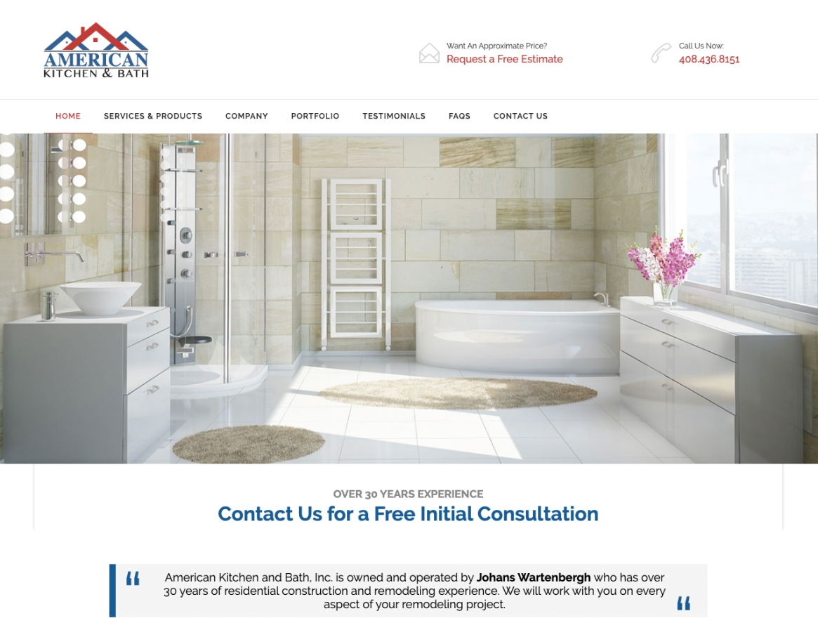 American Kitchen And Bath, Inc. | Diamond Certified within American Kitchen And Bath