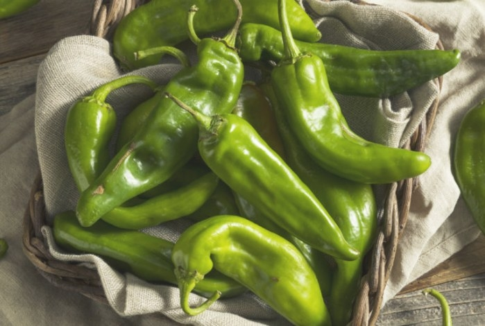 Anaheim Pepper | Great For Stuffing | Premium Garden Seeds regarding 20-20-20 Fertilizer