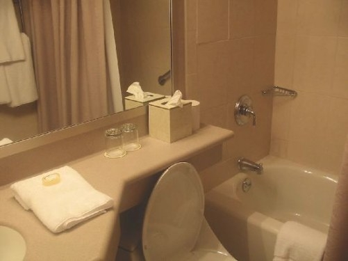 Another Shot Of Bathroom. - Picture Of Ethan Allen Hotel intended for Pictures Of Nice Bathrooms