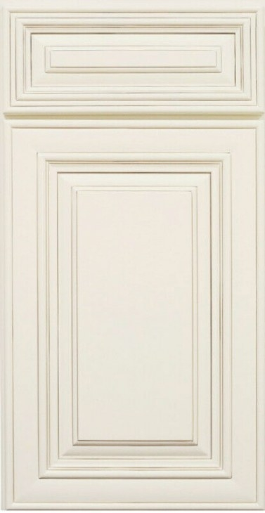 Antique White Kitchen Cabinet-Sample Door -Maple-All Wood with regard to White Kitchen Cabinet Doors