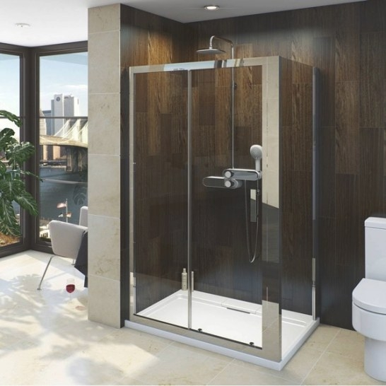 Average Labour Cost/Price To Fit/Install A Shower Cubicle inside How Much Does It Cost To Replace A Tub With A Walk In Shower