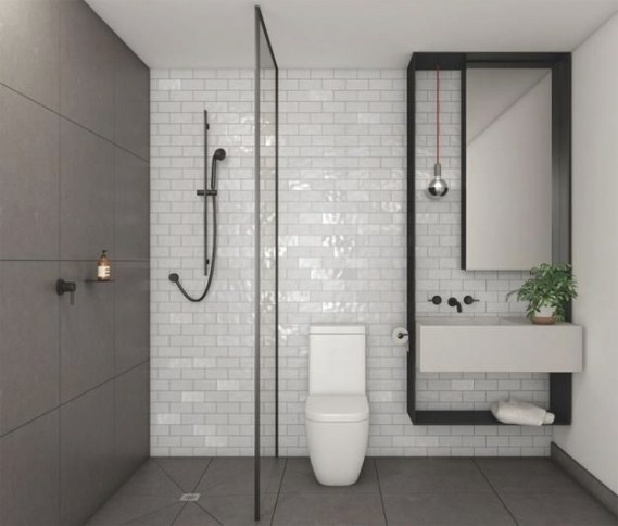 Bathroom Design Tips – 10 Small Bathroom Ideas That Work in ** In Small Bathroom