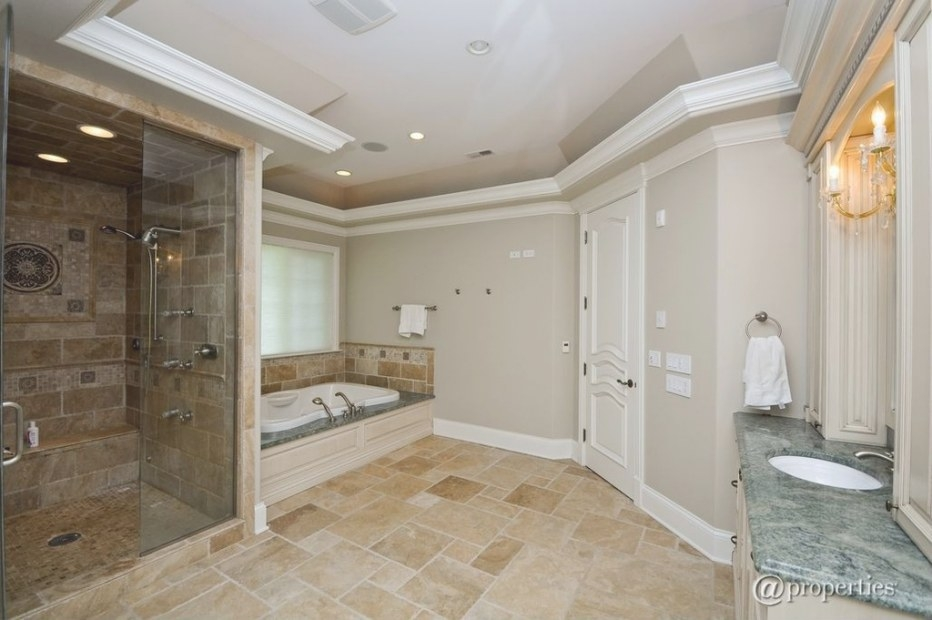 Bathroom Floor Molding: 12 Modern Decisions. - Interior regarding Crown Moulding In Bathroom