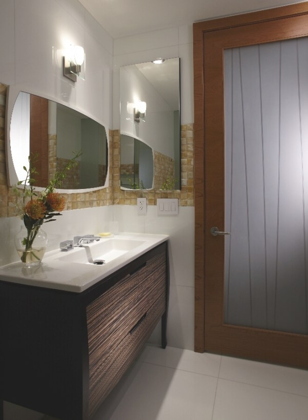 Bathroom Interior Design Services In Miami for 3/4 Bathroom Layout